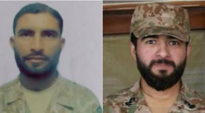 Two soldiers martyred in Swabi operation: ISPR
