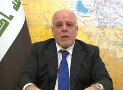 Iraq to continue hitting ISIS targets in Syria: Iraqi PM