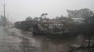 At least five people killed as cyclone slams into Madagascar