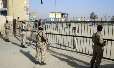 Pak-Afghan border closes again