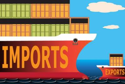 Import Export trade deficit increases by 35% reaching #20.2 Bn