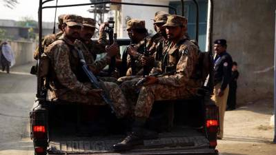 'Radd-ul-Fasaad': Dozens including 13 Afghan nationals arrested