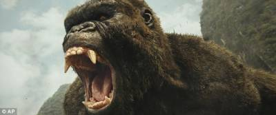 'Kong: Skull Island' rules with mighty $61 million debut: Box Office