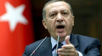 Netherlands acting like a 'banana republic': Tayyip Erdogan