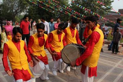 Punjab Peace and Cultural Festival ends