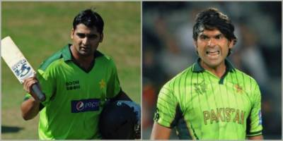 Spot fixing scam: Shahzaib, Irfan to appear before PCB's Anti-Corruption Unit today