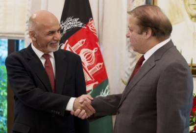 Pak-Afghan top officials to meet in London today