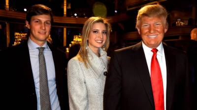 Trump's son-in-law wins $4b