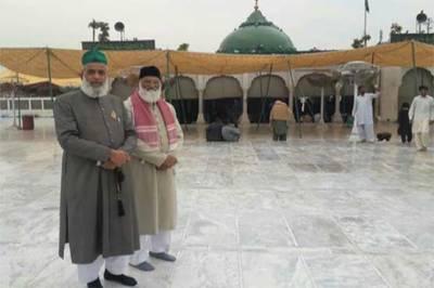 Cleric of Hazrat Nizamuddin Auliya shrine goes missing in Pakistan