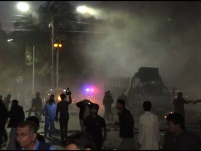 Four facilitators of Charing Cross blast arrested, heavy weapons recovered