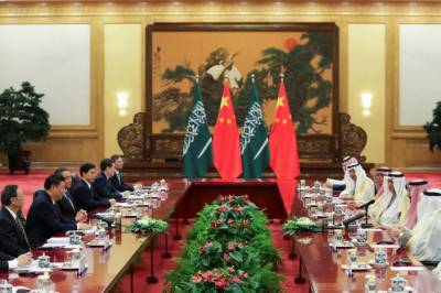 Saudia, Beijing to cooperate in oil export to China