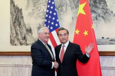 U.S., China to work together over North Korea