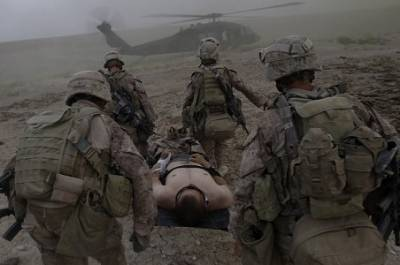 "An ""insider attack"" in Afghanistan wounds 3 US soldiers"