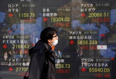 Asian shares at 21-month highs