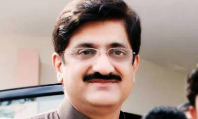 Central Govt. has created water crises in Sindh, CM Sindh talks to Media