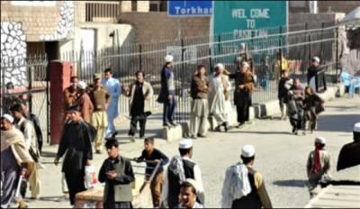 Pak-Afghen border reopens after 32 days gap
