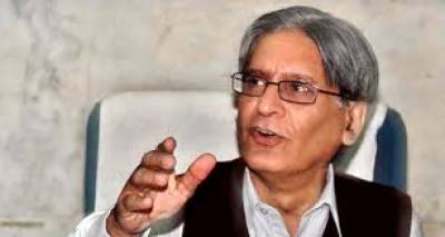 PPP made a mistake by taking in PMLN team especially Hussain Haqqani, say Aitzaz