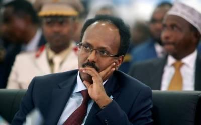Somalia's new president announces 26-minister cabinet