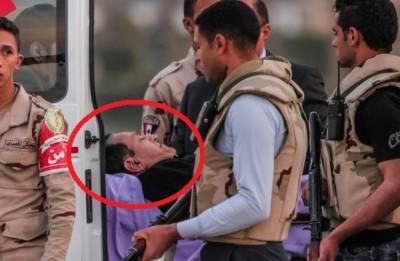 Hosni Mubarak Freed as Egyptians cry foul