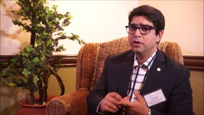 Pakistani American wins hearts and Medal of Honour