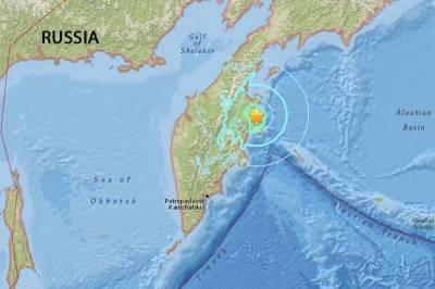 6.9 magnitude earthquake hits Russia's far East: USGS