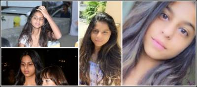 King Khan's daughter Suhana among popular celebrity kids on social media
