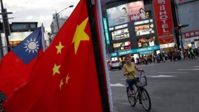 Taiwanese man investigated for harming national security: China