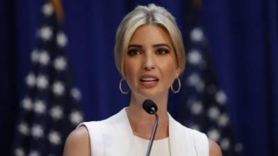 Ivanka Trump gets job in White House