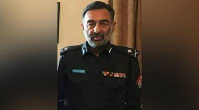 Salahuddin Mehsud appointed as Khyber Pakhtunkhwa IGP