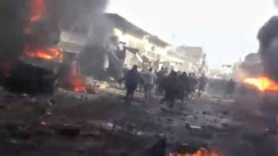 Suicide bomb kills 17 in south Baghdad