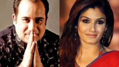 Rahat not to appear in Raveena's 'Maatr'