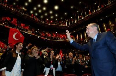 Turkey to vote on boosting Erdogan's powers