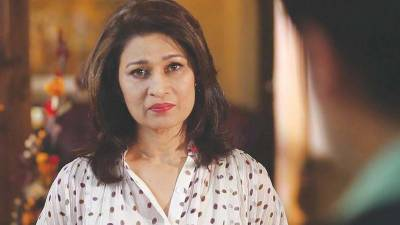 Famous TV actor Naila Jaffri suffering from last stage of cancer seeks B+ blood