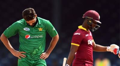 West Indies beat Pakistan by 7 wickets in 3rd T20
