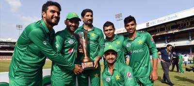 T20 Final: Pakistan beat West Indies by 7 wickets