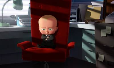 'Boss Baby,' tops US box office