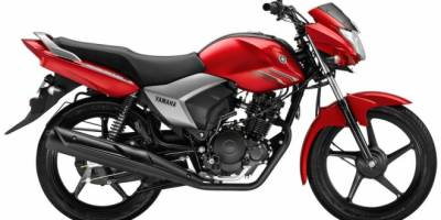 Yamaha launches 125cc motorcycle