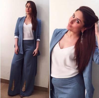 Look: Kareena retains her status of style icon