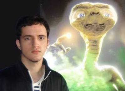 Alien enthusiast mysteriously disappears