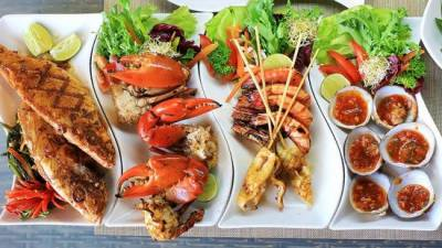 Seafood export surges by 12.99pc in 8 months