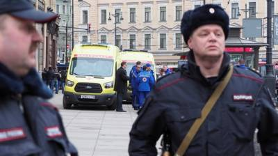 St Petersburg saved from another deadly explosion: Russian media