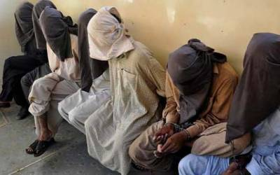86 suspects arrested in Peshawar search operation