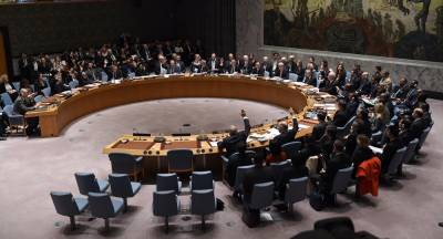 US missile attack on Syria: Russia calls for UNSC meeting