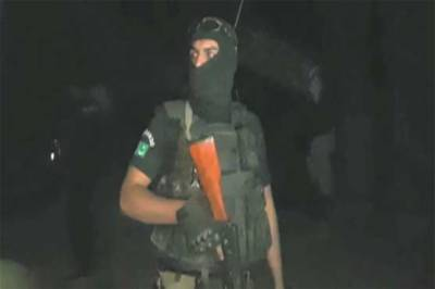 Lahore: 10 terrorists killed in encounter with CTD
