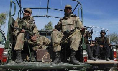 Security forces foil major terror bid in Balochistan