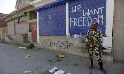 Six Kashmiris martyred, several injured as Indian police open fire