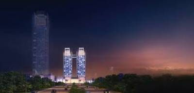 Twin Tower to built in Lahore