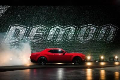 Dodge summons Challenger SRT Demon