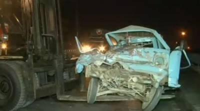 Karachi: Five killed in road accident