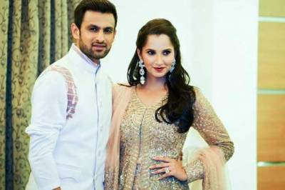 Shoaib Malik, Sania Mirza celebrates 7th wedding anniversary